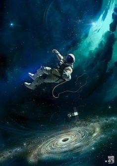 Falling behind the horizon by vimark.deviantart.com on @deviantART