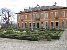 View of the Villa Subaglio at #Merate (LC), Italy