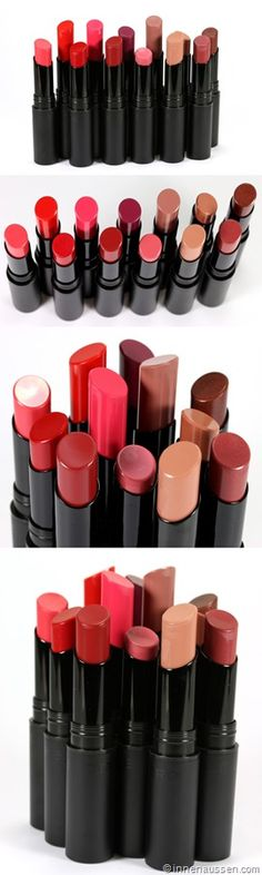 Innen & Aussen: Review Swatches Catrice Ultimate Stay Lipstick 030 & 040 €4,99