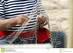 mending a fishing net Geisha Book, Old Fisherman, Chanel Boy Bag, Straw Bag, Fishing, Shoulder Bag, Bags, Handbags, Shoulder Bags
