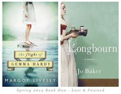Spring 2014 Book Duo - Lost & Fawned
