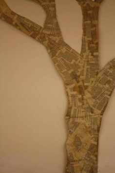 Cardboard and page tree...