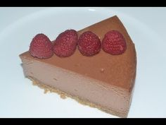 Pastel de queso con chocolate - chocolate cheesecake