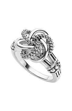 LAGOS 'Love Knot' Ring