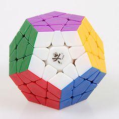 New-Dayan-Megaminx-Stickerless-Twisty-Puzzle-Magic-Cube-Speedsolving-No-Stickers