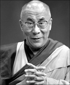 Tenzin Gyatso (1935) is the current Dalai Lama, as well as the longest-lived incumbent. Dalai Lamas are the head monks of the Gelug school, the newest of the schools of Tibetan Buddhism. He won the Nobel Peace Prize in 1989, and is also well known for his lifelong advocacy for Tibetans inside and outside Tibet.