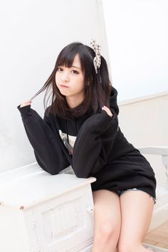 Cute Girl Beautiful Japanese Girl, Beautiful Asian Girls, Cute Cosplay, Cosplay Girls, Cute Asian Girls, Cute Girls, Japonese Girl, Cute Girl Wallpaper, Cute Girl Photo