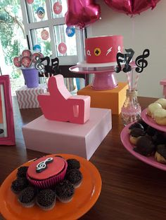 Design A Musical Ly Party She So Sweet Inc She Parties