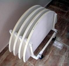 Kiln Shelf Rack - I think I could actually make this!