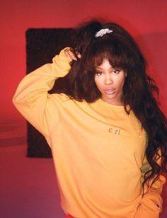 5b5fc2c28 16 Best Sza aesthetic images | Black girl magic, Black girls, Black ...