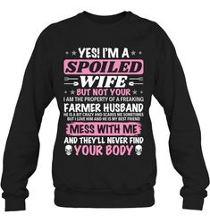 Are you looking for Farmer T Shirt, Farmer Hoodie, Farmer Sweatshirts Or Farmer Slouchy Tee and Farmer Wide Neck Sweatshirt for Woman And Farmer iPhone Case? You are in right place. Your will get the Best Cool Farmer Women in here. We have Awesome Farmer Gift with 100% Satisfaction Guarantee. Gifts For Truckers, Police Family, Police Gifts, Best Teacher Gifts, Gifts For Farmers, You Hurt Me, Slouchy Tee, Stupid People, Teacher Shirts