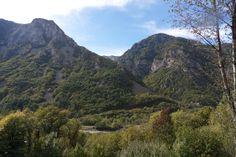 ROURE - Vallone di Bourcet visto da Vignal - Roure Pro Loco (TO) - https://www.facebook.com/pages/Pro-Loco-Roure/162953833841611?fref=photo