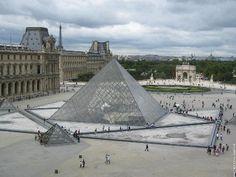 Louvre museum..