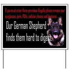 Beware Of Dog Signs Yard Sign Jpg