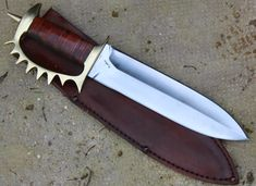 Trench Knife, La Forge, Fantasy Weapons, Knifes, Swords, Blade, Guns, Tools, Steel