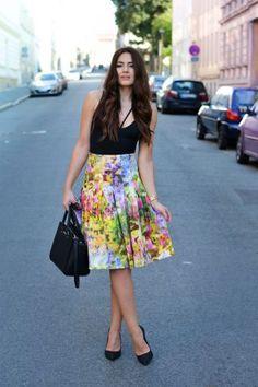 I love this look from Vanity Fair's International Best-Dressed Challenge. #vfbestdressed