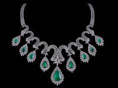 Excellent Wedding Diamond Necklace