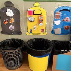 Por fin un poco más claro reciclaje claustrodeig Montessori Activities, Learning Activities, Preschool Activities, Kids Learning, Recycling Activities For Kids, Daycare Crafts, Toddler Crafts, Preschool Crafts, Crafts For Kids