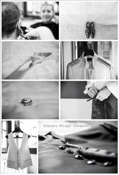 Dettagli di uno sposo...