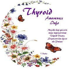 Helping to Raise Thyroid Awareness