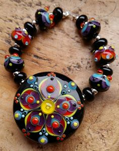 Glasss Magic: Beautiful glass beads by Pixie Willow Designs