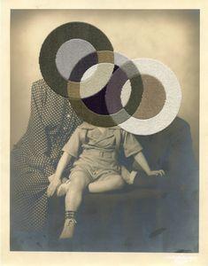 Close Knit, 2014, Julie Cockburn.