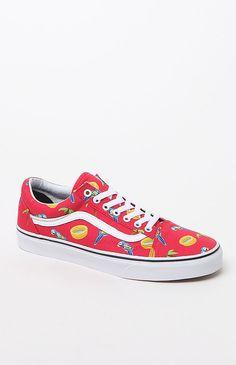Pool Vibes Old Skool Shoes