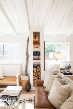 House Tour: A Rustic
