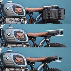 "1975 BMW R75/6 ""Dumbo"" #EliCarver"