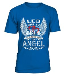 # LEO WAS SO AMAZING .  LEO WAS SO AMAZING  A GIFT FOR A SPECIAL PERSON  It's a unique tshirt, with a special name!   HOW TO ORDER:  1. Select the style and color you want:  2. Click Reserve it now  3. Select size and quantity  4. Enter shipping and billing information  5. Done! Simple as that!  TIPS: Buy 2 or more to save shipping cost!   This is printable if you purchase only one piece. so dont worry, you will get yours.   Guaranteed safe and secure checkout via:  Paypal | VISA…