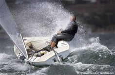 Finn Sailing at Olympics
