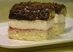 plnka s mascarpone Vanilla Cake, Nutella, Tiramisu, Cheesecake, Ethnic Recipes, Food, Hampers, Mascarpone, Cheesecakes