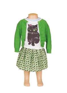 Hilde & Co Baby - summer 2012. Can't stand it- Kay I admit I like cats on clothes for some reason they freakin cute