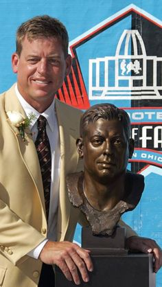 Hall of Fame - Troy Aikman - Dallas Cowboys