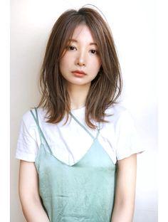 Asian Short Hair, Short Hair With Bangs, Cute Hairstyles For Short Hair, Girl Hairstyles, New Hair, Your Hair, Medium Hair Styles, Short Hair Styles, Grunge Hair