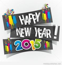 213 best new years cards and tags images on pinterest in 2018 new happy new year 2015 m4hsunfo