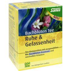 BACHBLÜTEN Tee Ruhe & Gelassenheit Bio Salus:   Packungsinhalt: 15 St Filterbeutel PZN: 07790011 Hersteller: SALUS Pharma GmbH Preis:…