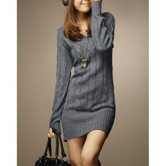 Wholesale Vintage V-Neck Long Sleeve Solid Color Women's Sweater Only $11.40 Drop Shipping | TrendsGal.com
