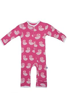 Nautilus Coverall by Kickee Pants via Hatched Baby