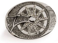 Montana Silversmiths Spur Belt Buckle available at #Sheplers