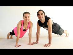 10. Yoga en casa clase completa para todos - Vinyasa en español - YouTube