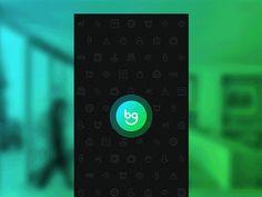 Behance :: BuddyGuard Splash Screen by Bureau Oberhaeuser