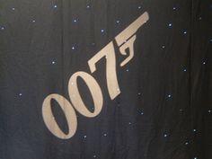 James Bond Image Projector