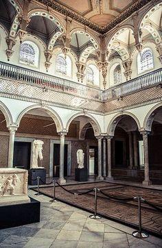Carthage Room , Bardo National Museum , Tunisie .