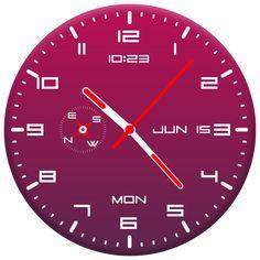 Download Digital Clock Live Wallpaper Launcher On Pc Mac With Appkiwi Apk Downloader Live Wallpapers Clock Clock Wallpaper Digital clock live wallpaper