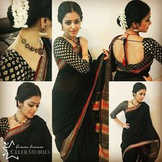 Most talented Actress of Tamil Industry Janani wearing our Handwoven Narayanpet Saree from Mahbubnagar shravankummar fashion jewellery celebstories actress ethnicwear gorgeous royal weavers fashiondiaries beautifulblack saree shravanstudio flowers tamilfilmindustry indianweddings weddingseason janani traditional 31 August 2016