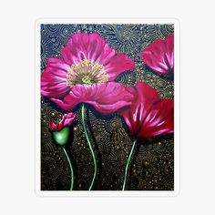 Plastic Stickers, Cool Stickers, Fine Art Prints, Framed Prints, Canvas Prints, South African Artists, Lip Designs, Red Poppies, Sticker Design