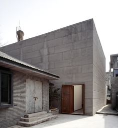 Gallery of Nan Gallery / AZL architects - 1