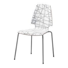 IKEA   VILMAR, Chair, The Chairu0027s Melamine Surface Makes It Durable And  Easy To