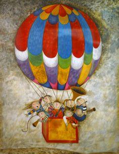 Artist GRACIELA RODO BOULANGER  Want this one!